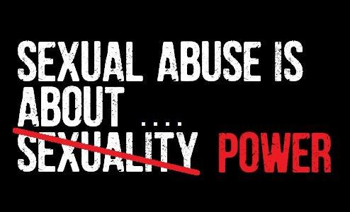 Sexual abuse is about power